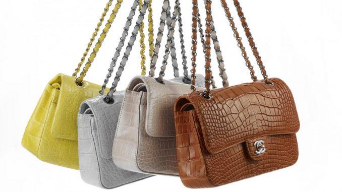 sac à main de couleur