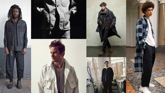 vêtements à la mode homme