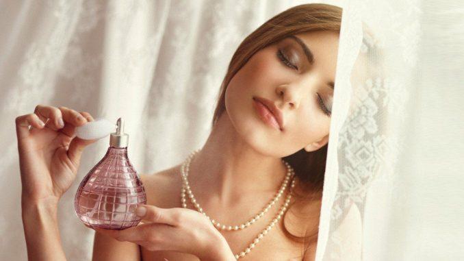 se parfumer correctement